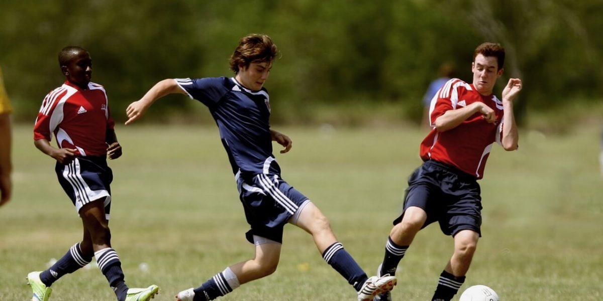 trening nogometaša